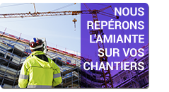 Amiante travaux Normandie